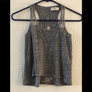 Size S Girls Abercrombie Kids Sleeveless Top